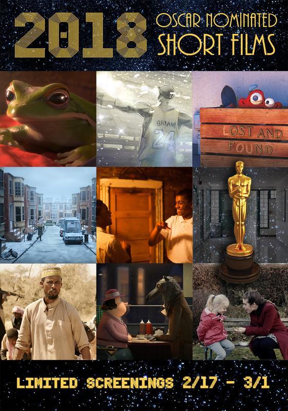 2018 Oscar Shorts (ANIMATION)