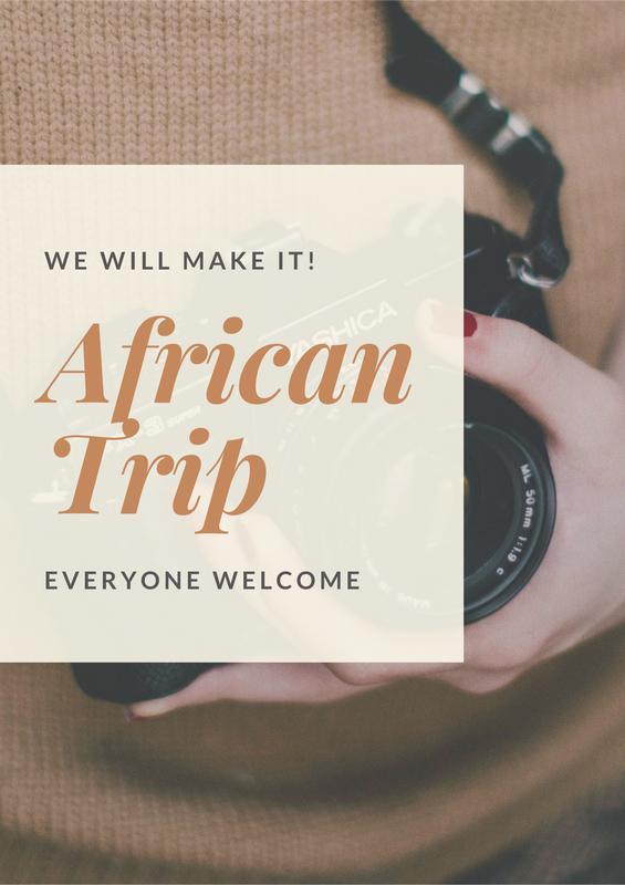 African Wildlife Visit