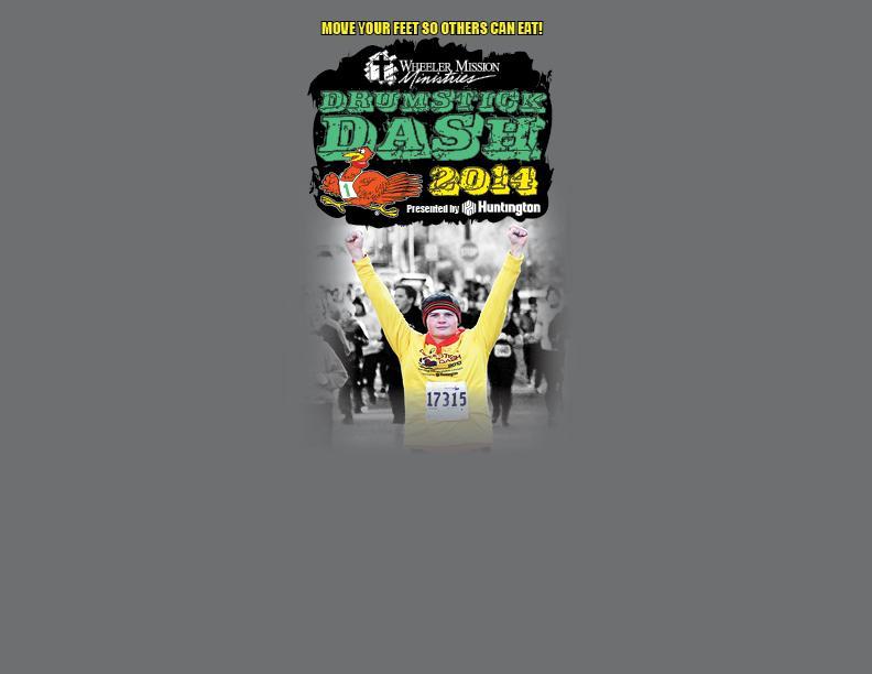 Drumstick Dash 2014