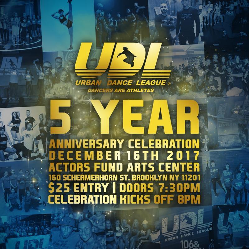 UDL 5 Year Anniversary Celebration- December 16th