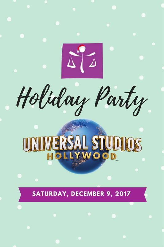 Children's Law Center 2017 Holiday Party