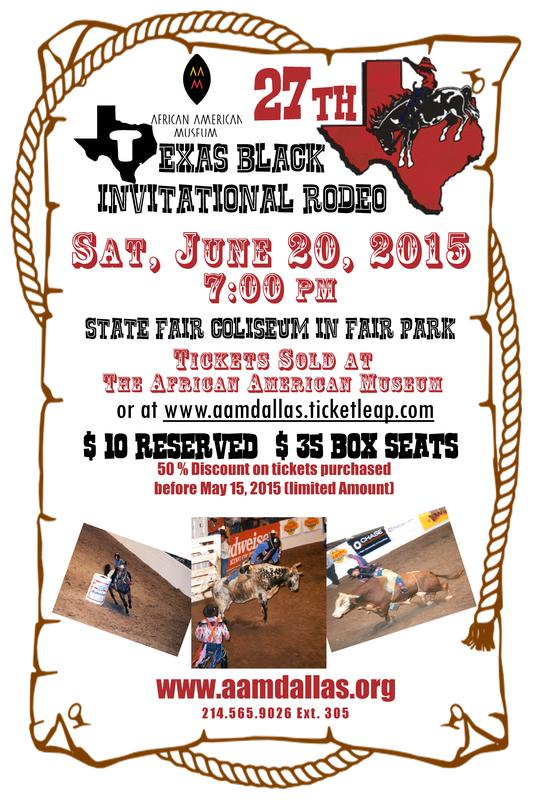 27th Texas Black Invitational Rodeo