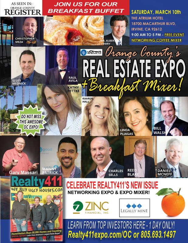 LEVERAGE EXPO in Orange County - Network and Learn with TOP Industry Leaders