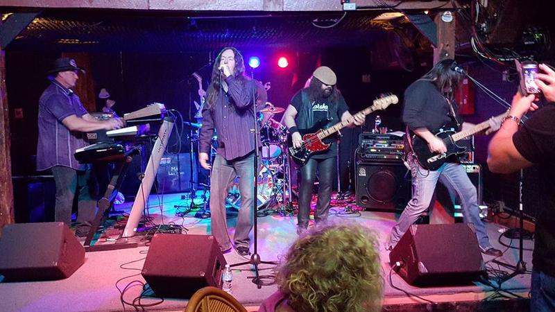 PURPLE MACHINE Tribute to Deep Purple