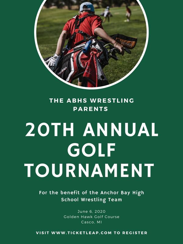 ABHS Wrestling 20th Annual Golf Outing