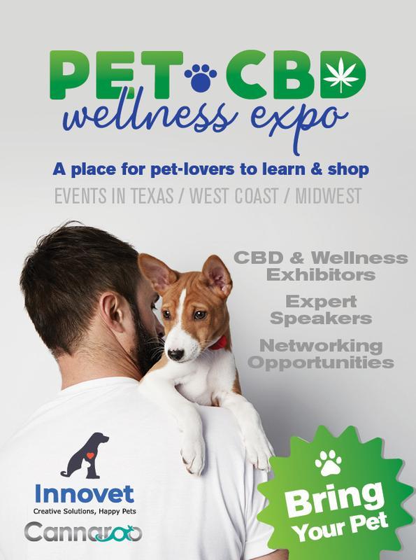 Pet CBD & Wellness Expo - TEXAS
