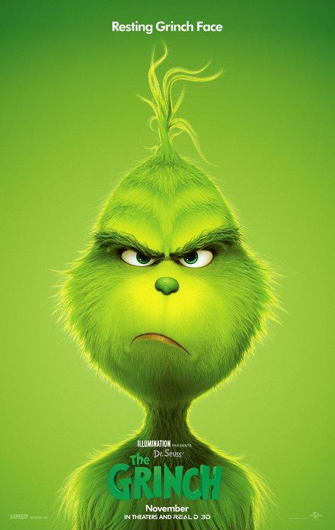 The Grinch (Single Feature-Sunday Show)