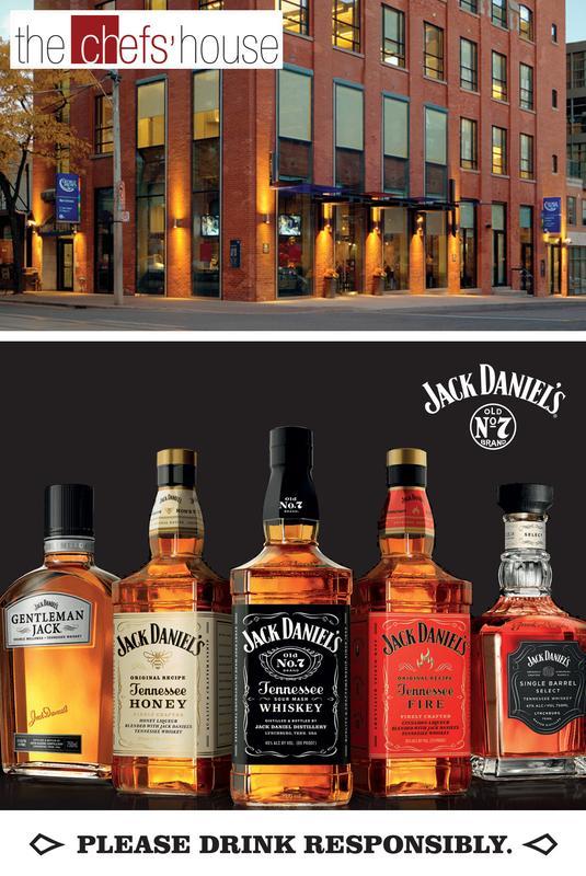 Jack Daniel's Whiskey Dinner