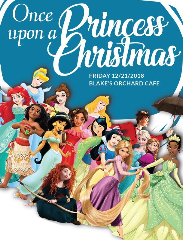 Once Upon a Princess Christmas