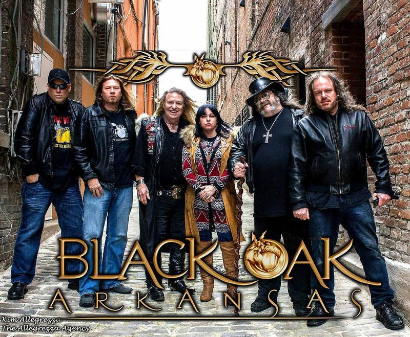 Black Oak Arkansas with Jeremiah Johnson