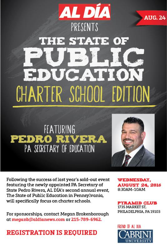 The State of Public Education in Pennsylvania- Charter School Edition