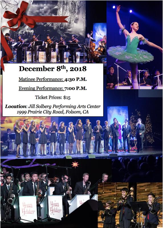 2018 Holiday Festival of the Arts