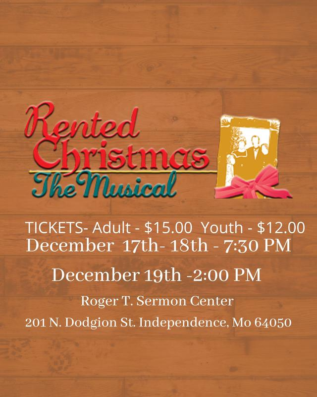 Rented Christmas - The Musical