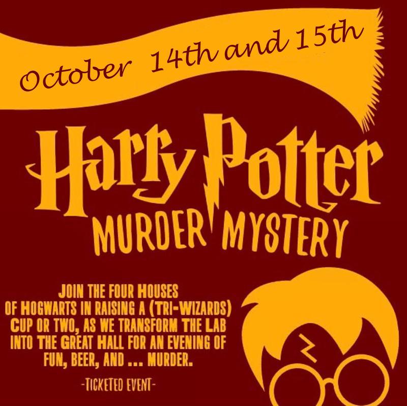 Harry Potter Murder Mystery 2!