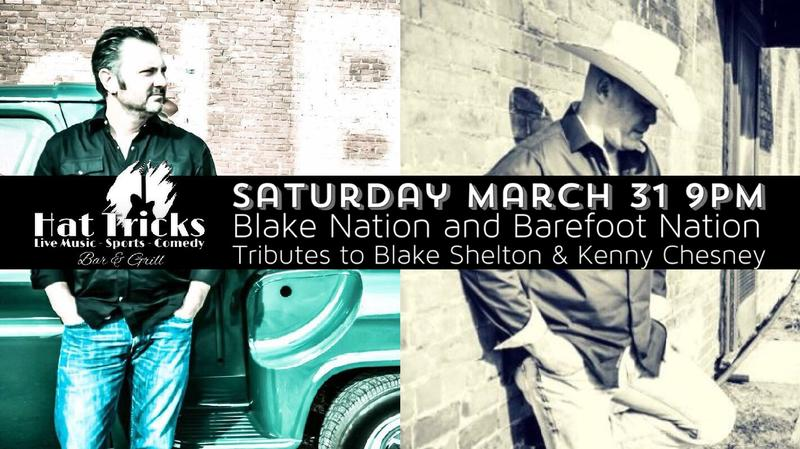 Blake Nation & Barefoot Nation: Blake Shelton/ Kenny Chesney