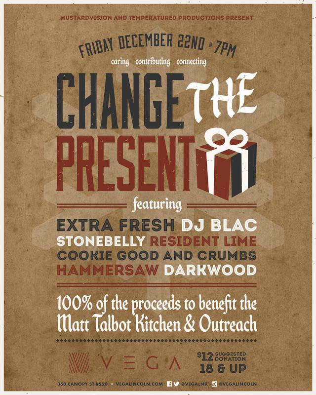 Change the Present: A Community Holiday Fundraiser