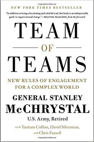 Leadership Luncheon Book Club- Team of Teams