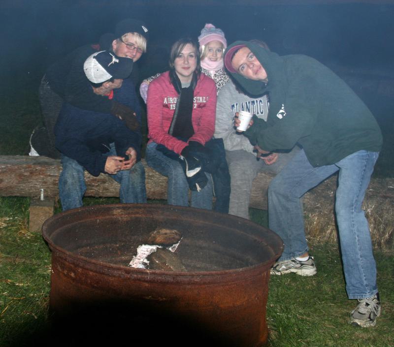 CCAF Meadow Campfire Sites