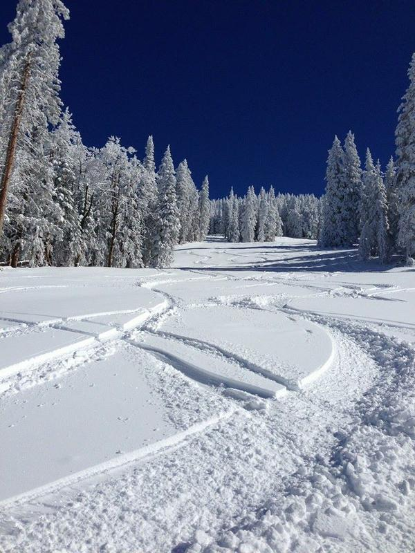 Mission: Mammoth Mountain