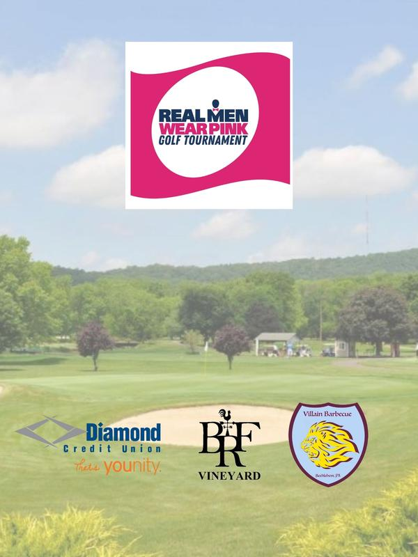 2nd Annual Real Men Wear Pink Golf Outing