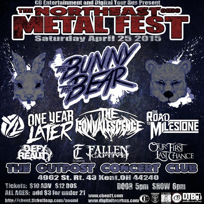 CB Entertainment Presents: Northeast Ohio Metal Fest
