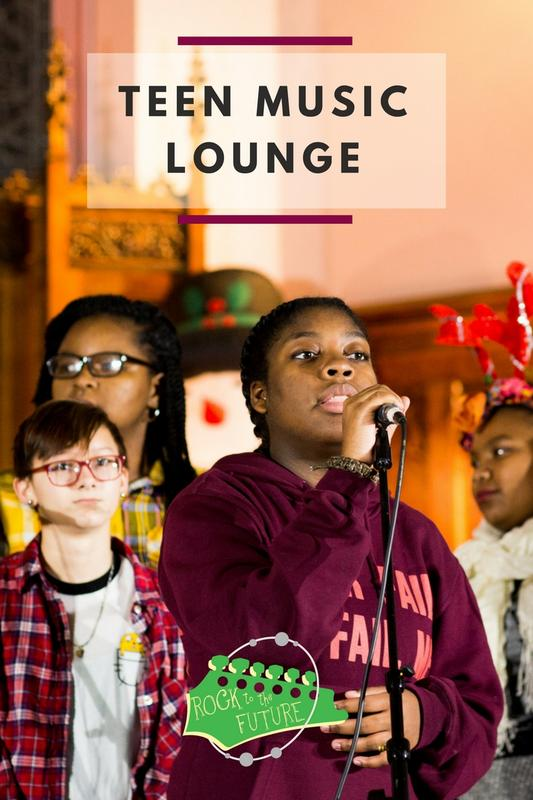 Teen Music Lounge: The Power of Words