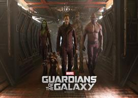 GUARDIANS OF THE GALAXY / CAPTAIN AMERICA