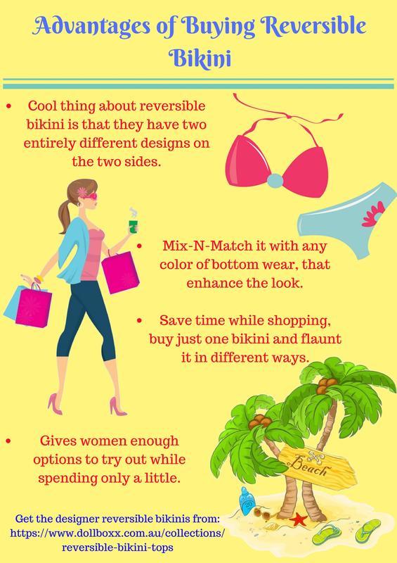 Advantages of Buying Reversible Bikini