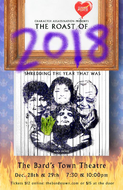 The Roast of 2018