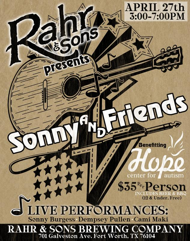 Rahr & Sons Presents Sonny and Friends