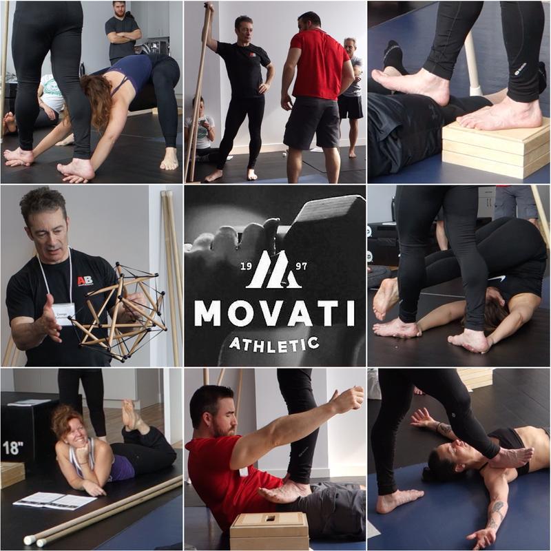 Adaptive Bodywork Unit I certification - Movati Ottawa