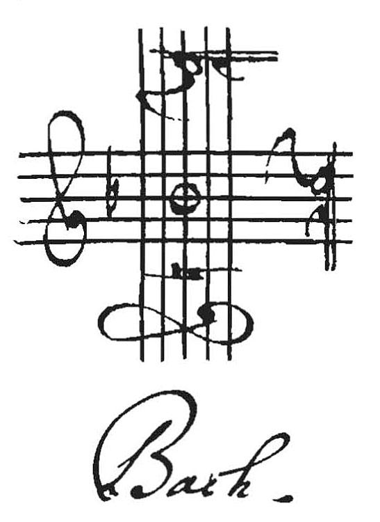 MUSIC OF J. S. BACH