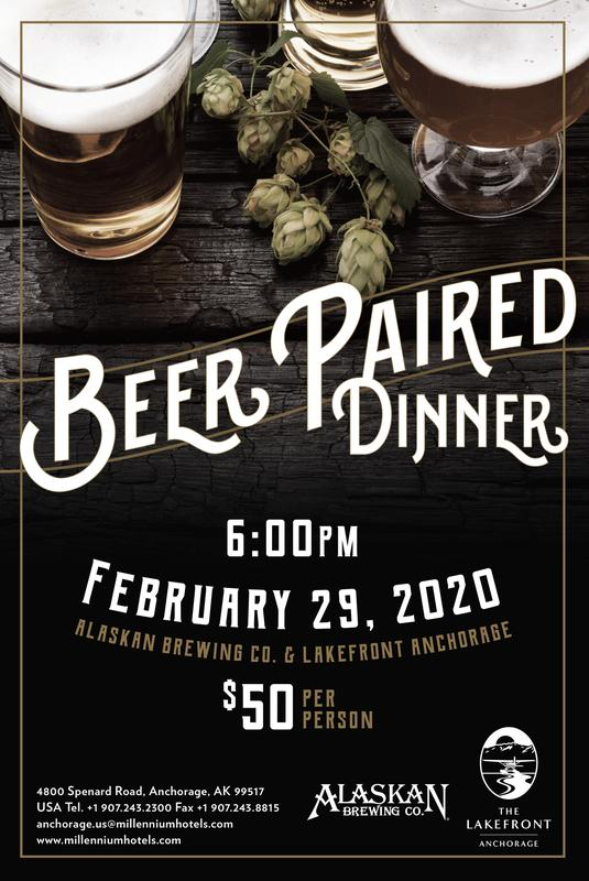 Dine with a Brewer - February
