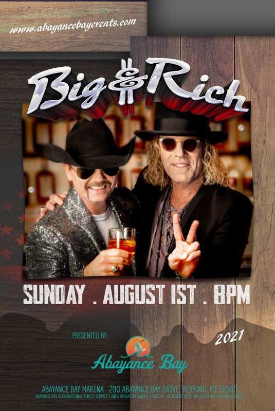 Big & Rich Concert