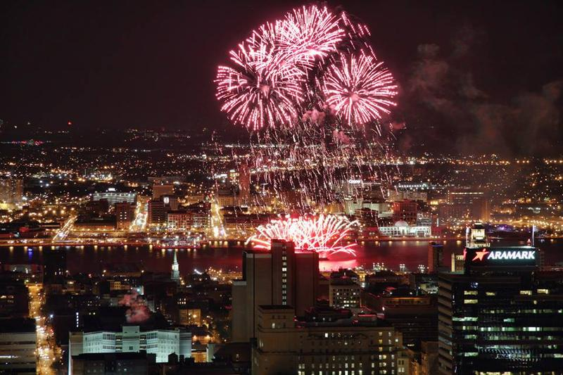 SkyGarten 4th of July Guaranteed Admission