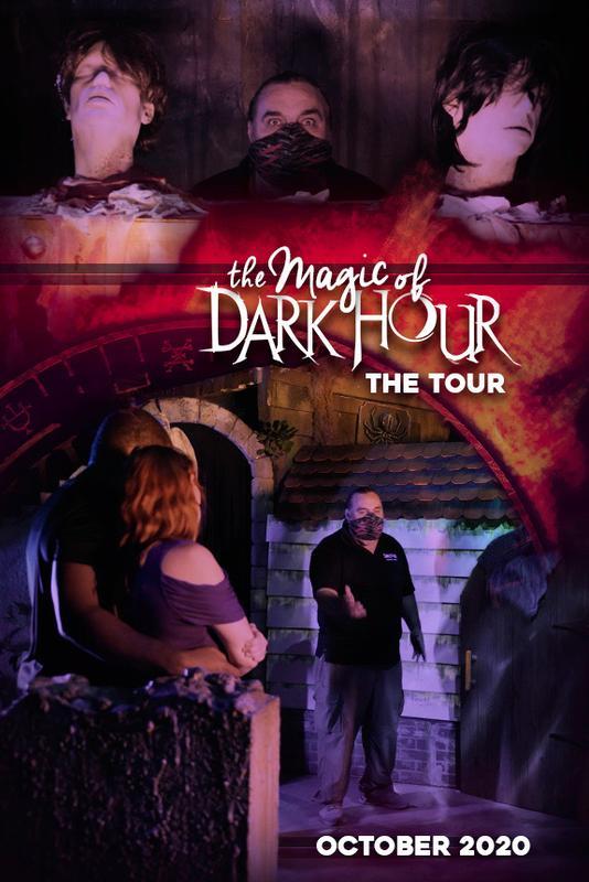 Halloween 2020 Dark Hour Plano Dark Hour Haunted House Tickets