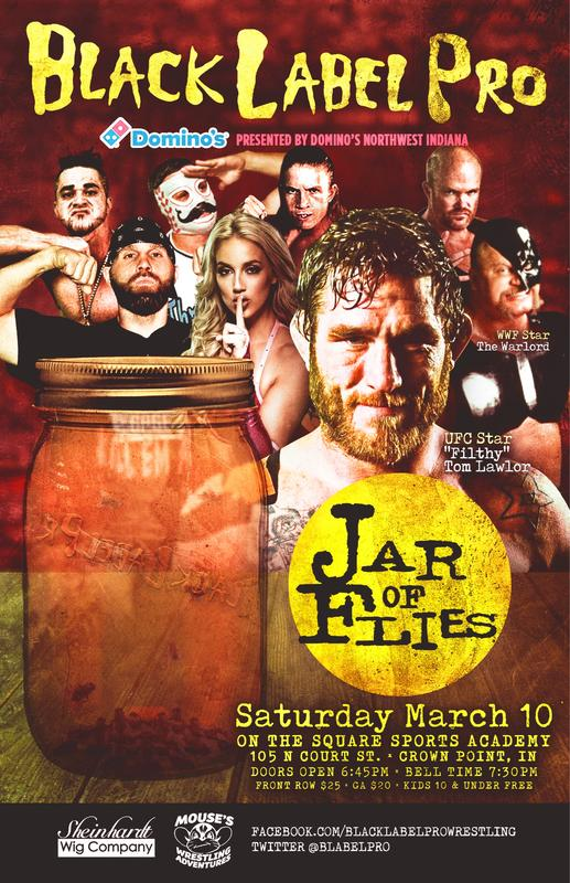 Black Label Pro presents Jar of Flies