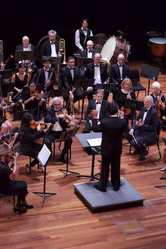 Four Horns and a Schumann!