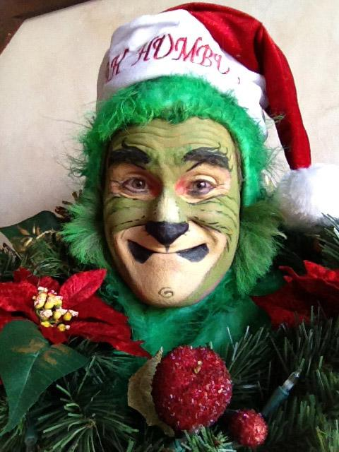 Gallows Hill Theatre Presents: A Very Grinchy Holiday Specail!