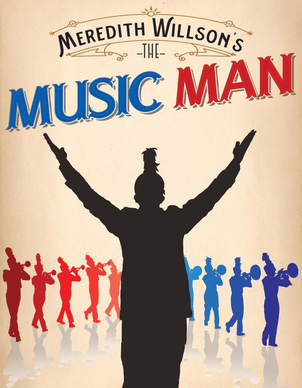 BTP Presents Meredith Willson's The Music Man