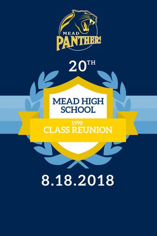 Mead High School 1998 20 Year Reunion