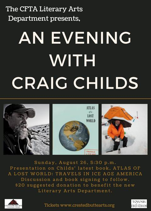 An Evening with Craig Childs