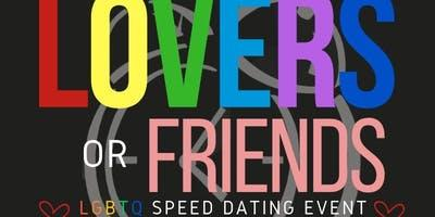 LGBTQ Speed Socializing After-Work Mixer (20s & 30s)