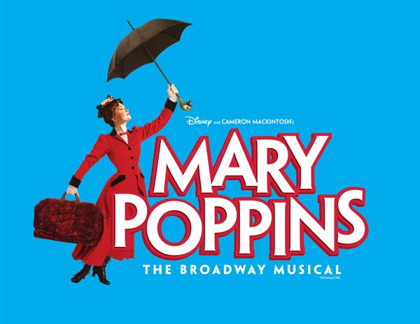 MARY POPPINS, the Musical!