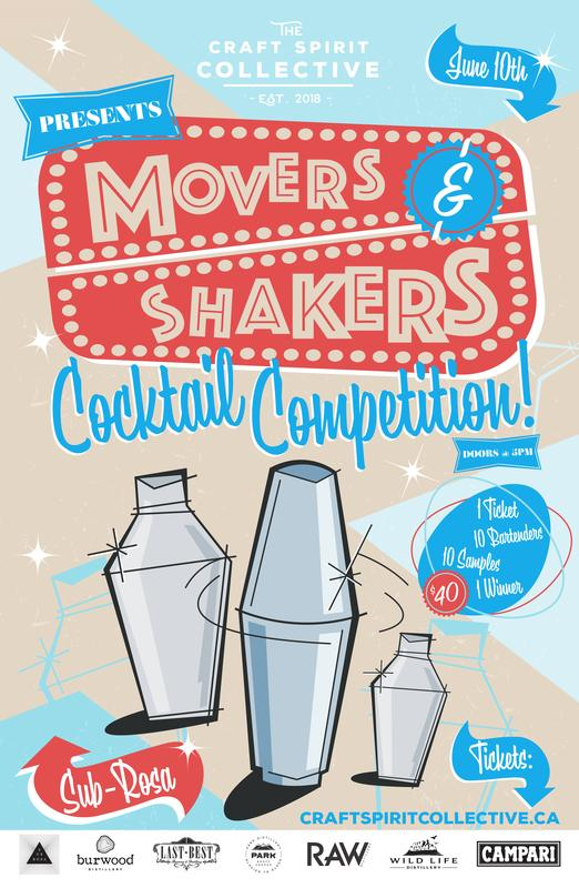 Movers & Shakers Competition