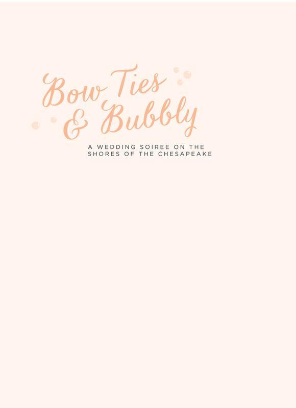 Bow Ties & Bubbly