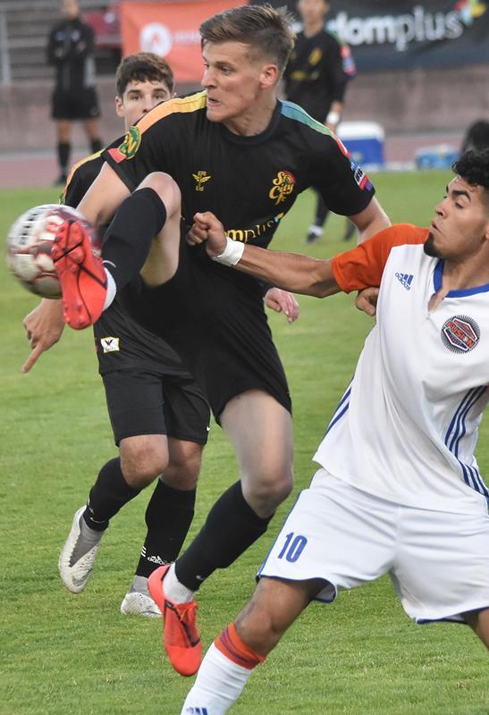 SF City FC vs Ventura County Fusion