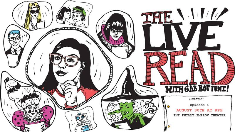The Live Read with Gab Bottoni