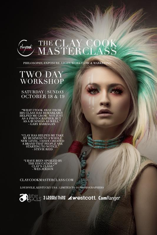 The Clay Cook Masterclass - 2014