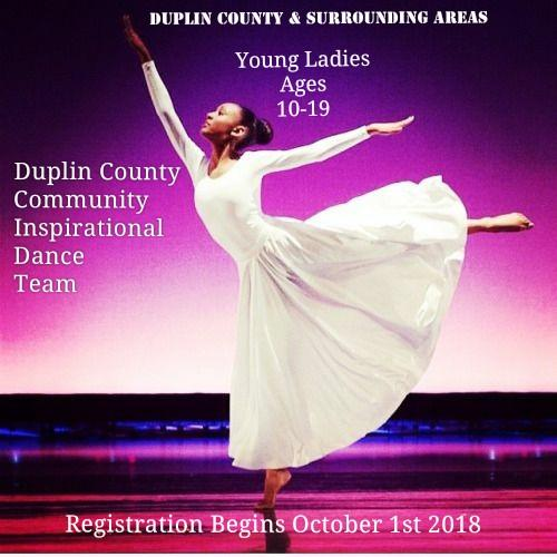 Duplin County Community Inspirational Dance Orientation